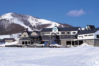 スキー 場 中山 高原 奥